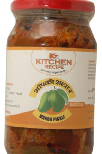 Kitchen Recipe Chilli Mango Pickle - 400 g