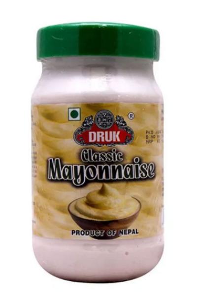 Druk Mayonnaise Veg - 800 g