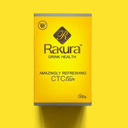 Rakura Classic Himalayan Breakfast Tea 200g