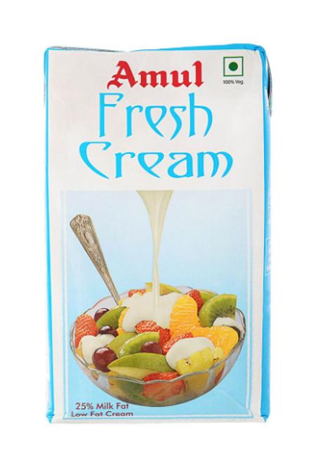Amul Fresh Cream, 1 Litre