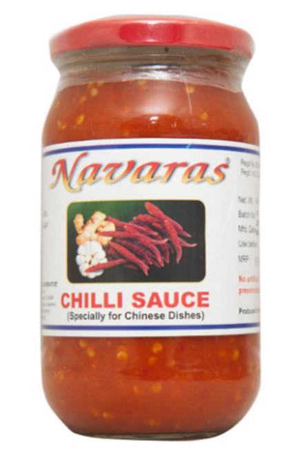 Navaras Chilli Sauce - 400 g