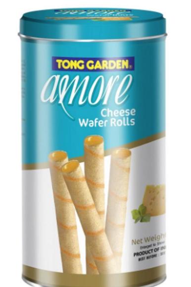 Tong Garden Cheese Wafer Roll 270 g