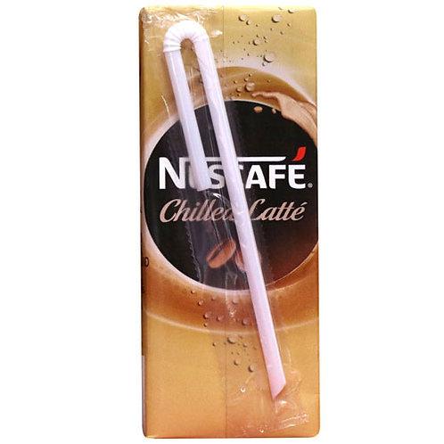 Nescafe Chilled Latte - Coffee & Milk Beverage 180ml
