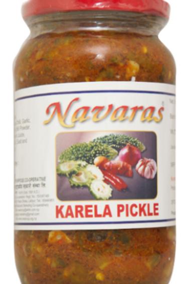 Navaras Karela Pickle - 400 g