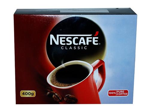 Nescafe Classic 100% Pure Coffee 400g