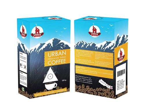Urban Himalayan Blend Coffee 250g In Beans