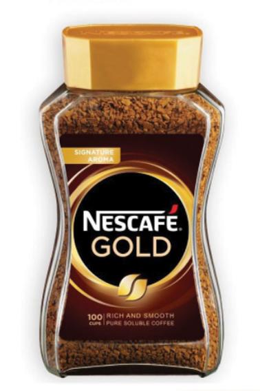 Nestle Nescafe Gold Coffee 200g
