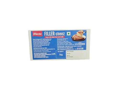 D'lecta Filler Cheese - 1 Kg