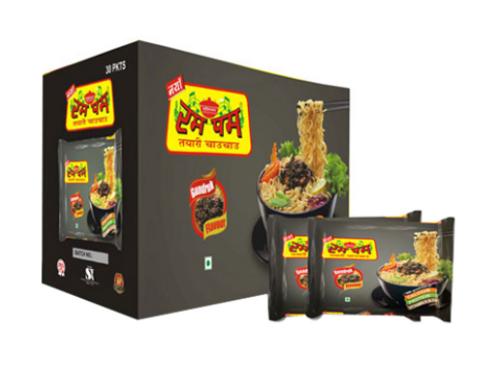 Rumpum Instant Noodles Gundruk Flavour - 1 Box