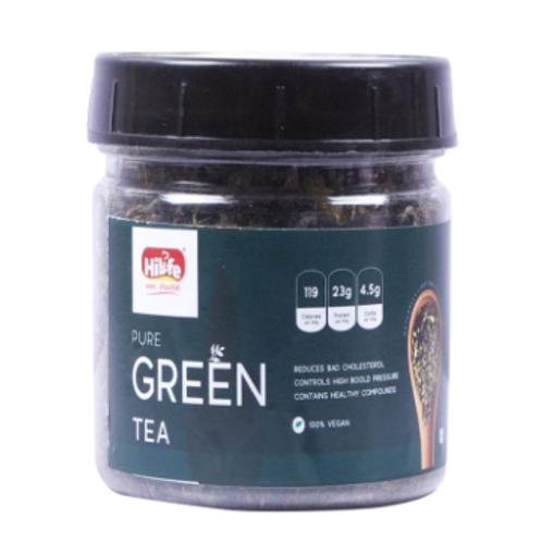 Hilife Green Tea 120 g Jar