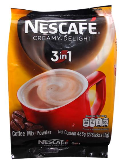Nescafe Creamy Delight 3 in 1 486g