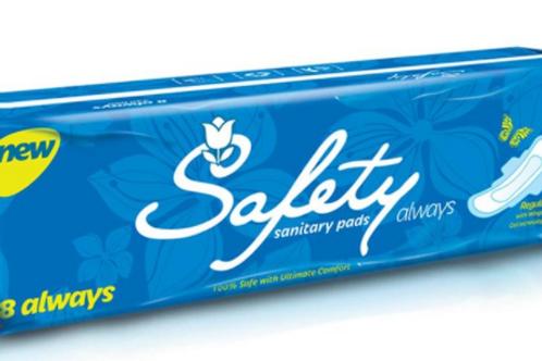 Safety Sanitary Wellness Always Pads