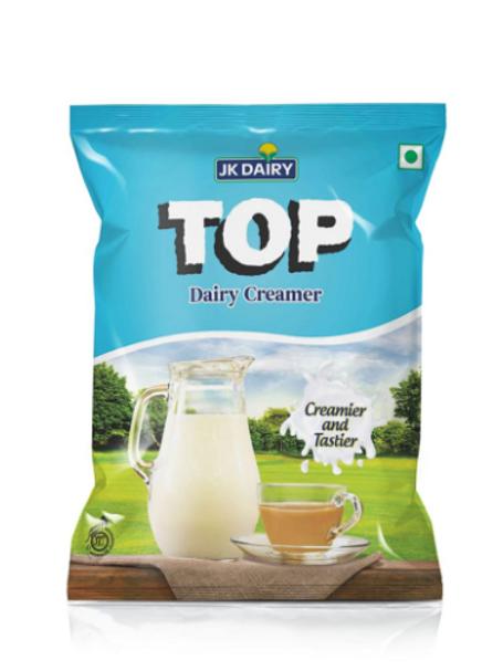 JK Dairy Top Dairy Creamer - Creamier and Tastier - 400gm
