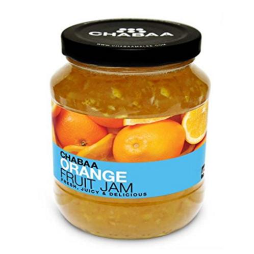 Chabaa Fruit Jam, Orange, 430 g
