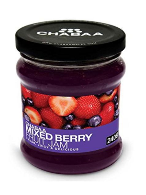 Chabaa Mix Berry Jam - 240 g