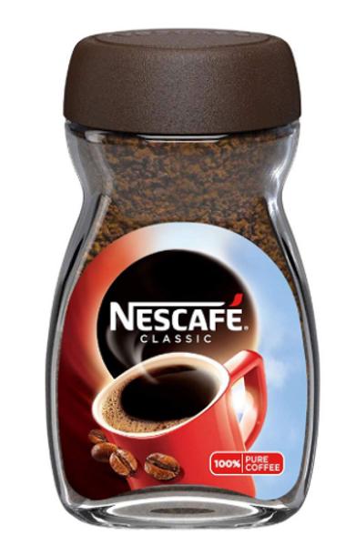 Nescafe Classic Coffee, 50 g