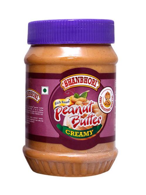Bhanbhori Creamy Peanut Butter 1 Kg