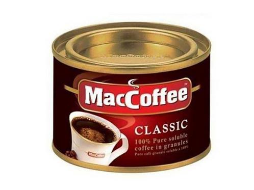 MacCoffee Classic Tin 50 g