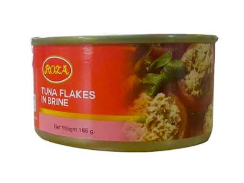 Roza Tuna Flake in Brine - 185gm