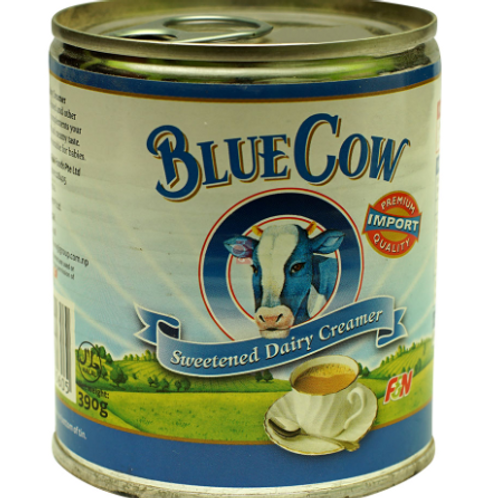 Blue Cow Sweetned Dairy Creamer Can 390Gm