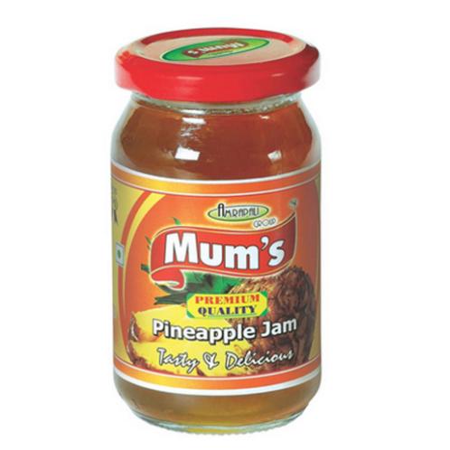 Mums Pineapple Jam 250 gm