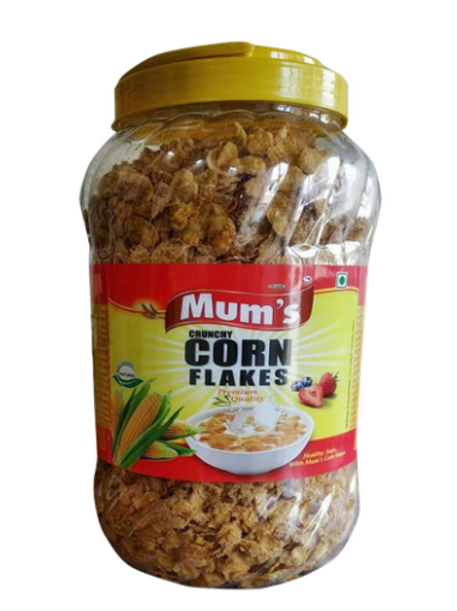 Mums Cornflakes 650 gm- Jar