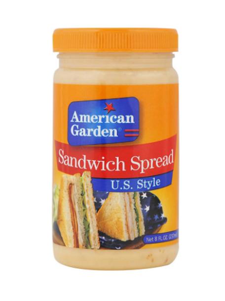 American Garden Sandwich Spread - 8oz/237 m