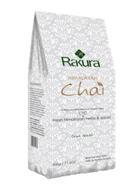 Rakura Himalayan Masala Tea 500 g