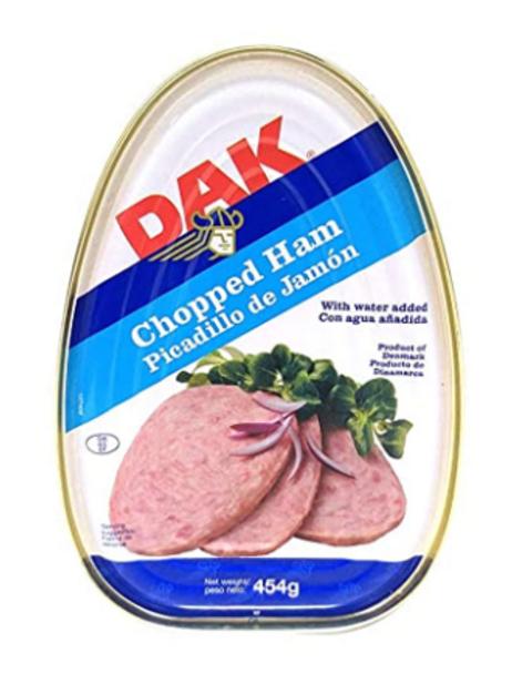 Meat Dak Chopped Ham - 454 g