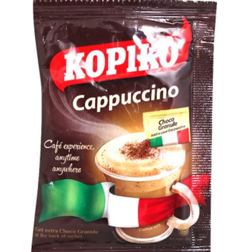 Kopiko Cappucino Coffee Mix - 25g