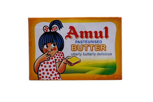 Amul Pasteurized Butter - 100g
