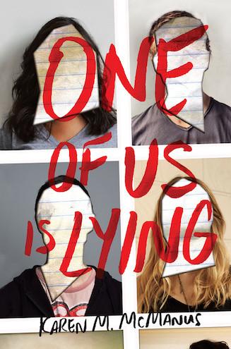 One of Us Is Lying - Karen M. McManus.jp