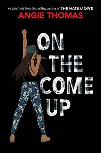 On The Come Up - Angie Thomas.jpg
