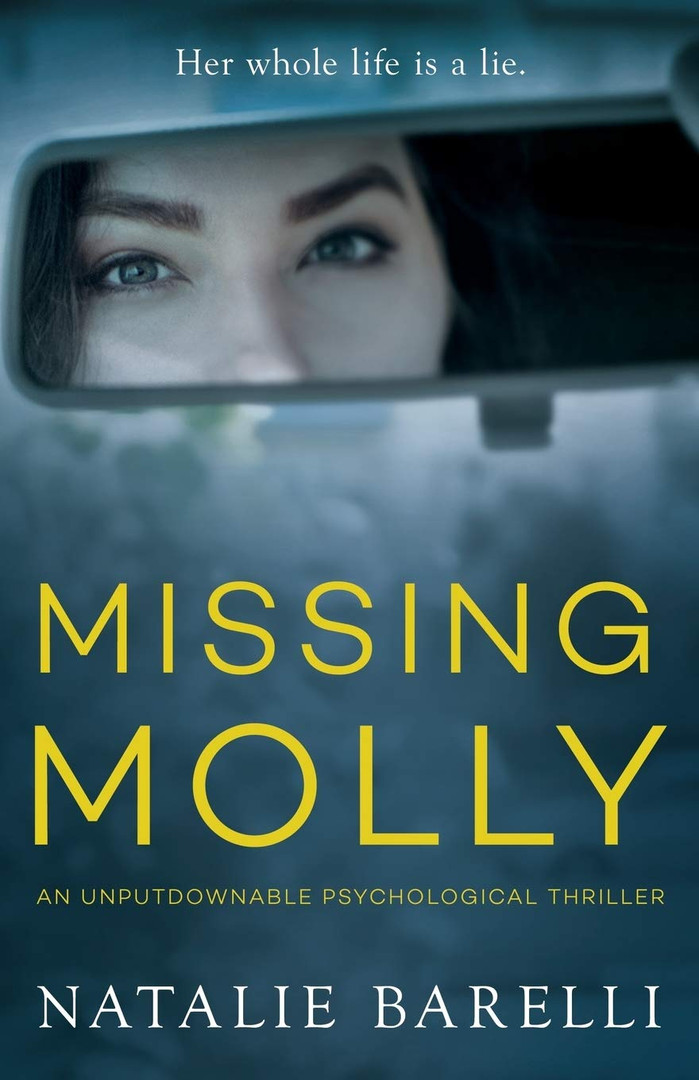 Missing Molly -Natalie Barelli