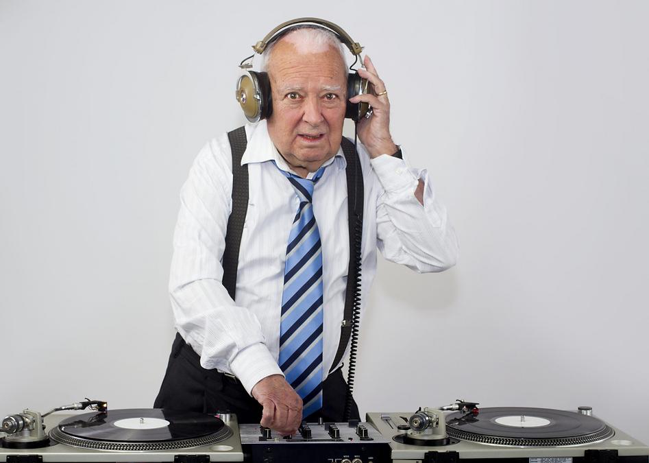 Old Bad Wedding DJ MC