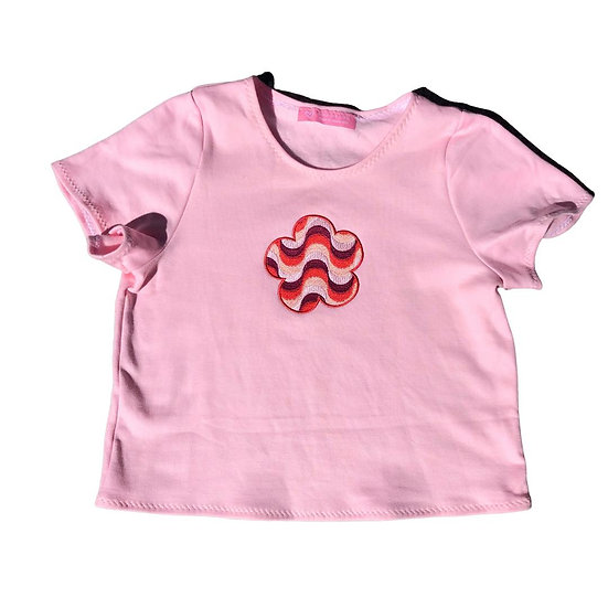 Size XL & M Baby Tee