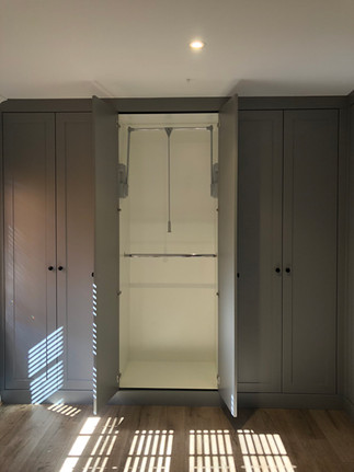 Wardrobe Detail By Marnix Spaans Joinery