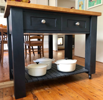 Kitchen Island By Marnix Spaans Joinery