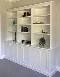 Marnix Spaans Style Bookcase