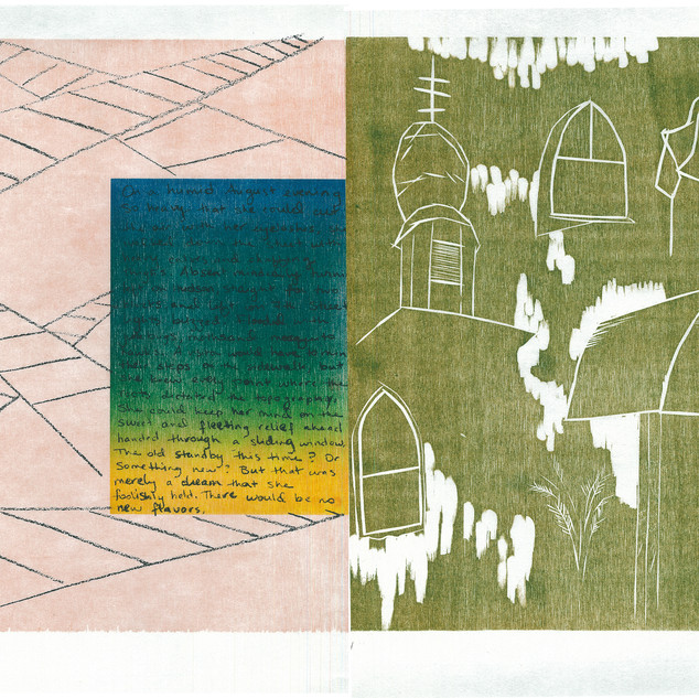 Collaborative work with Nick Satinover:Each other's Midwest page 3 and 4