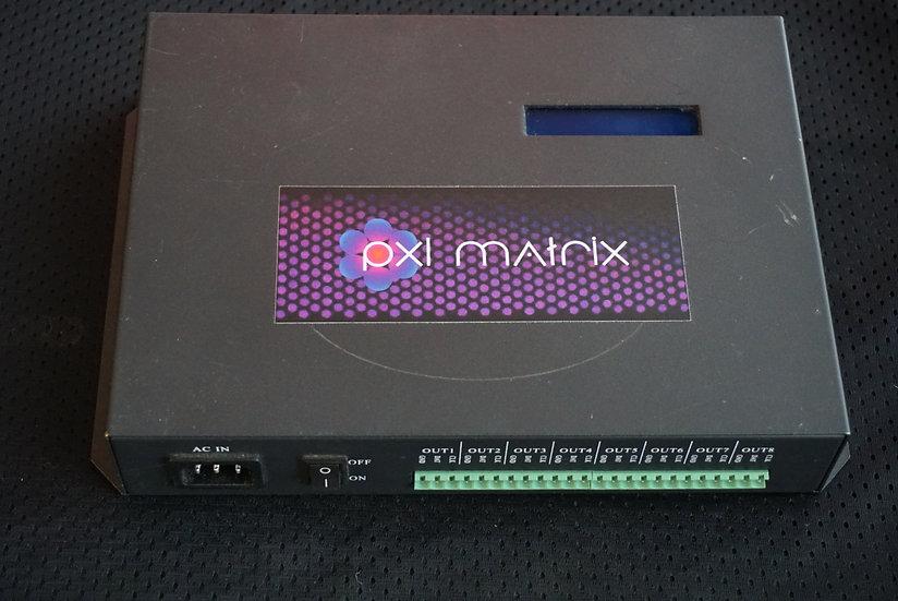 PXLMatrix 8U Control Processor