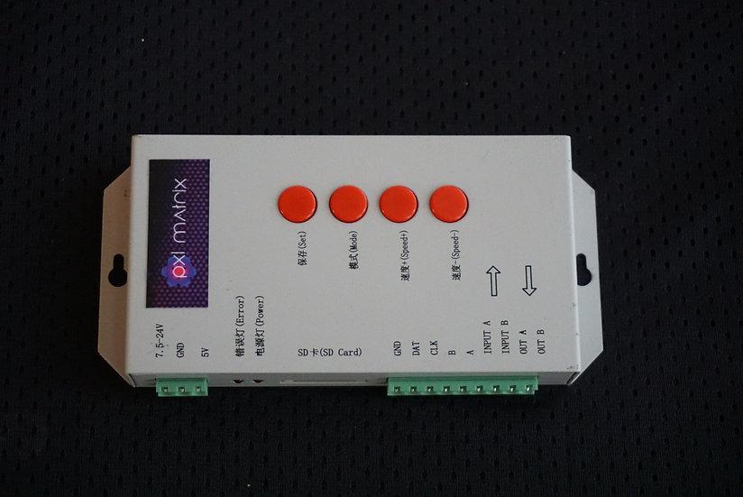 PXLMatrix 1U SD Playback device