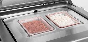 mašine za pakovanje hrane u plastične posude