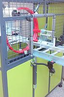 Mašina za orbitalno pakovanje streč folijama