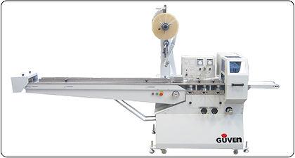 Horizontalna mašina za pakovanje GM 10F