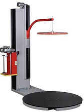stalak za streč foliju, paletizeri, kolica za streč foliju