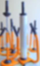 Ručni nosač streč folije