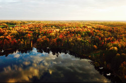 Best place in Minnesota fall colors