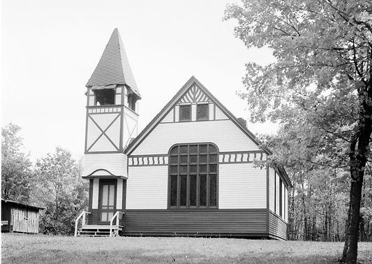 Hanging Horn Village Chapel