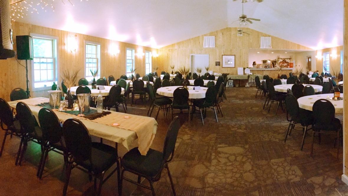 wedding banquet hall